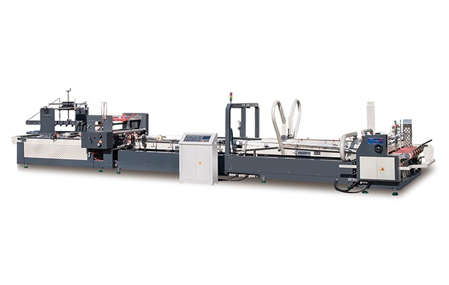 1450High speed automatic  folder gluer machine