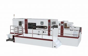 lead edge die cutting machine