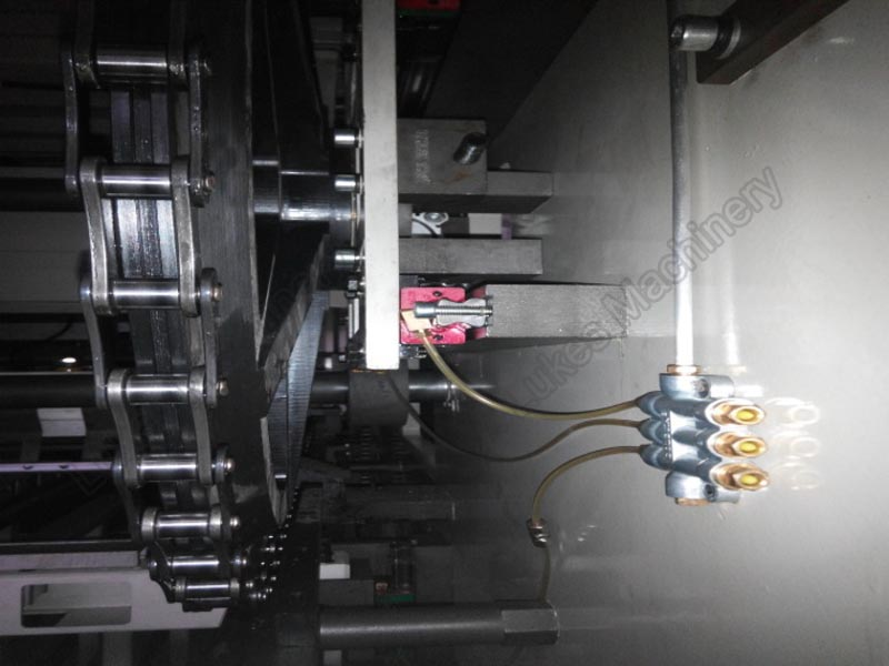 automatic tension protect main chain