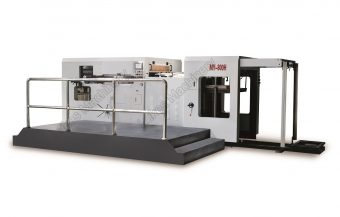 800 automatic die cutting machine
