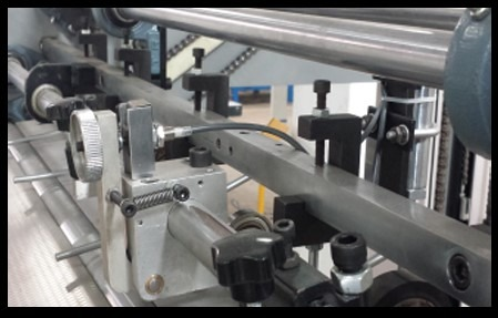 double sheet device